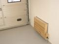 Seinapenkki alastaitettuna syvyys 18 cm